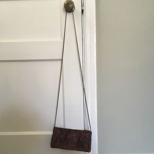 Urban Outfitters BDG distressed mini crossbody bag
